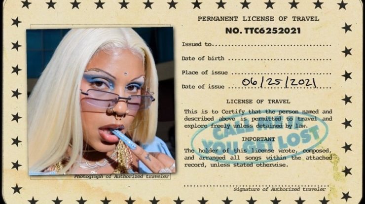 Cara Unduh Permanent License of Travel Call Me If You Get Lost Template